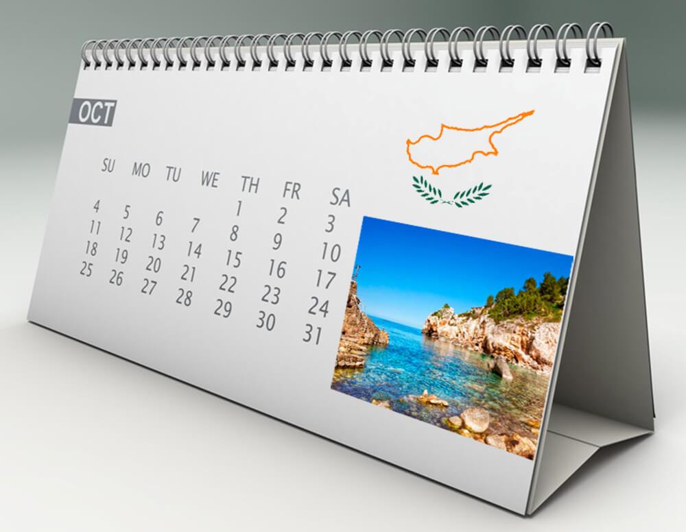 Cyprus tax diary 2019