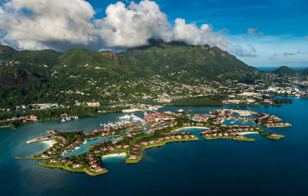 The EU has removed Seychelles from the blacklist of non-cooperative jurisdictions